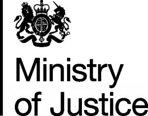 MoJ logo